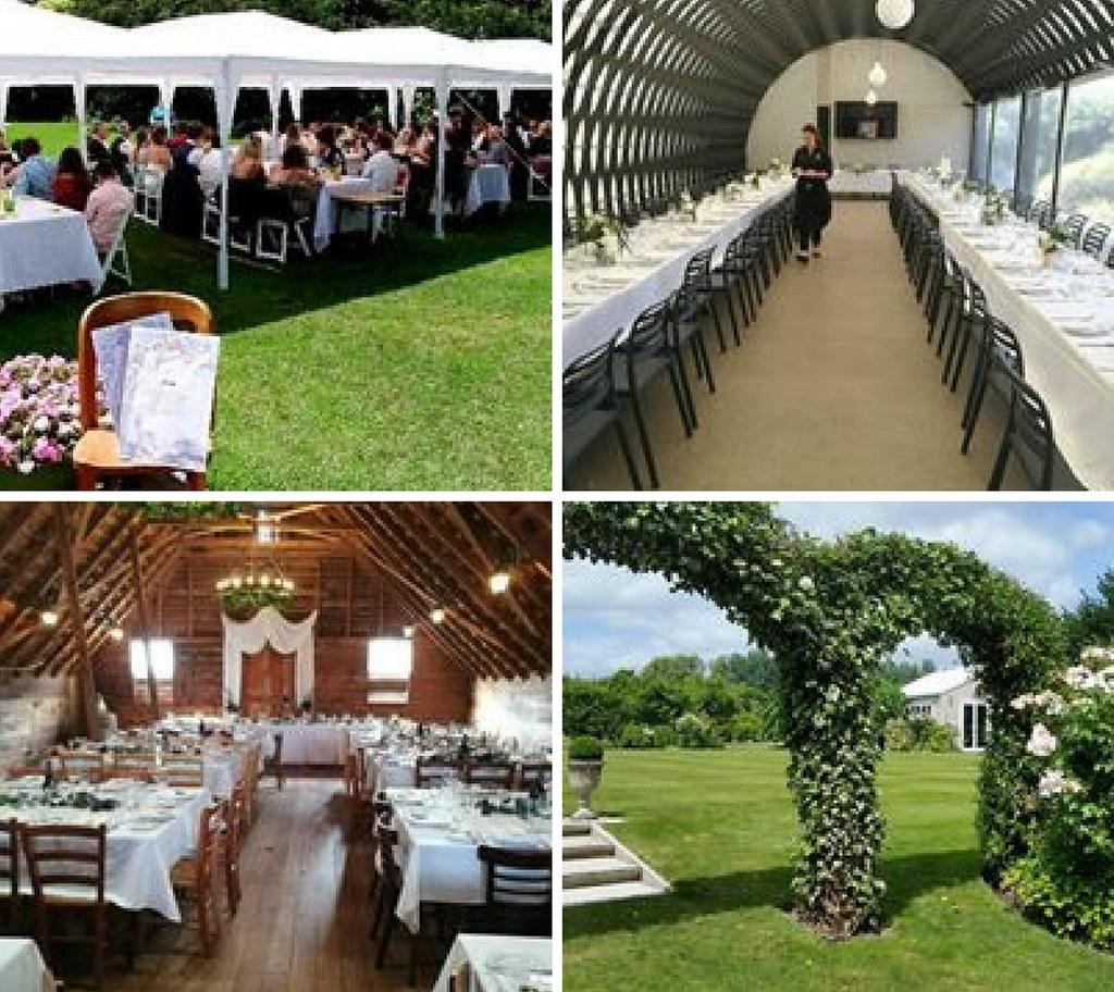 Best Outdoor Wellington Wedding Venue