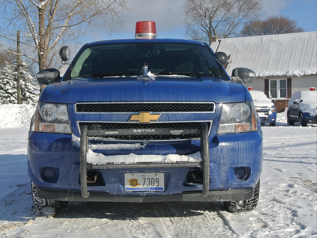 Michigan State Police: Gaylord Post