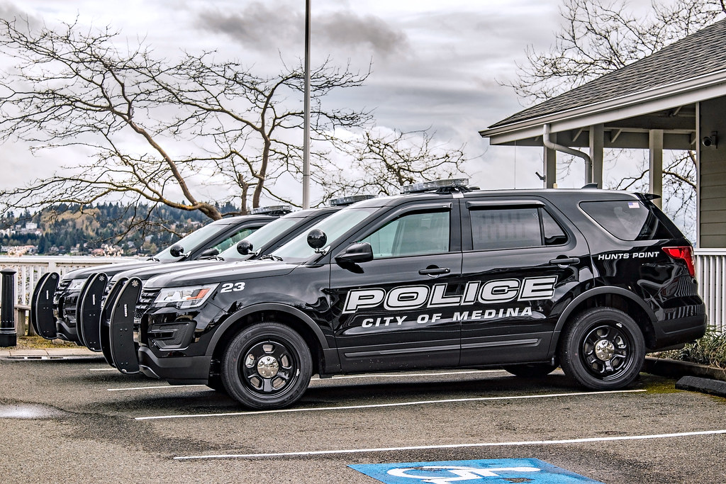 Medina Police Department 2018 Ford Police Interceptor Util Flickr