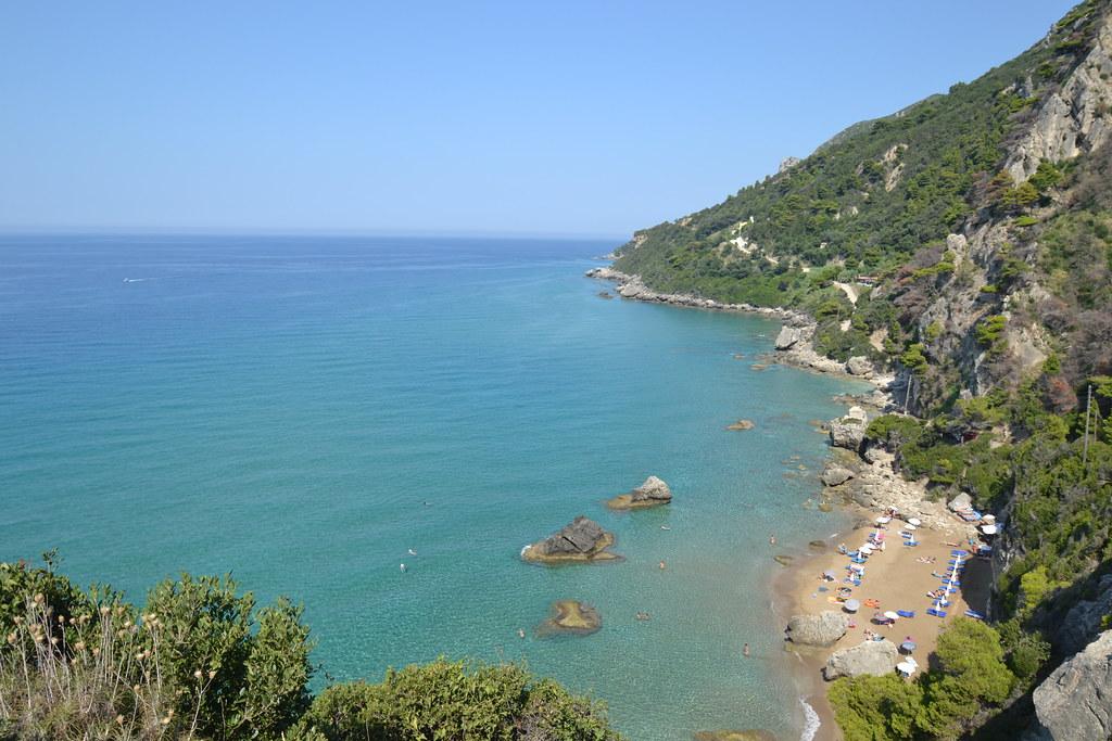 Mirtiotissa - the naturist beach Photo from Myrtiotissa in