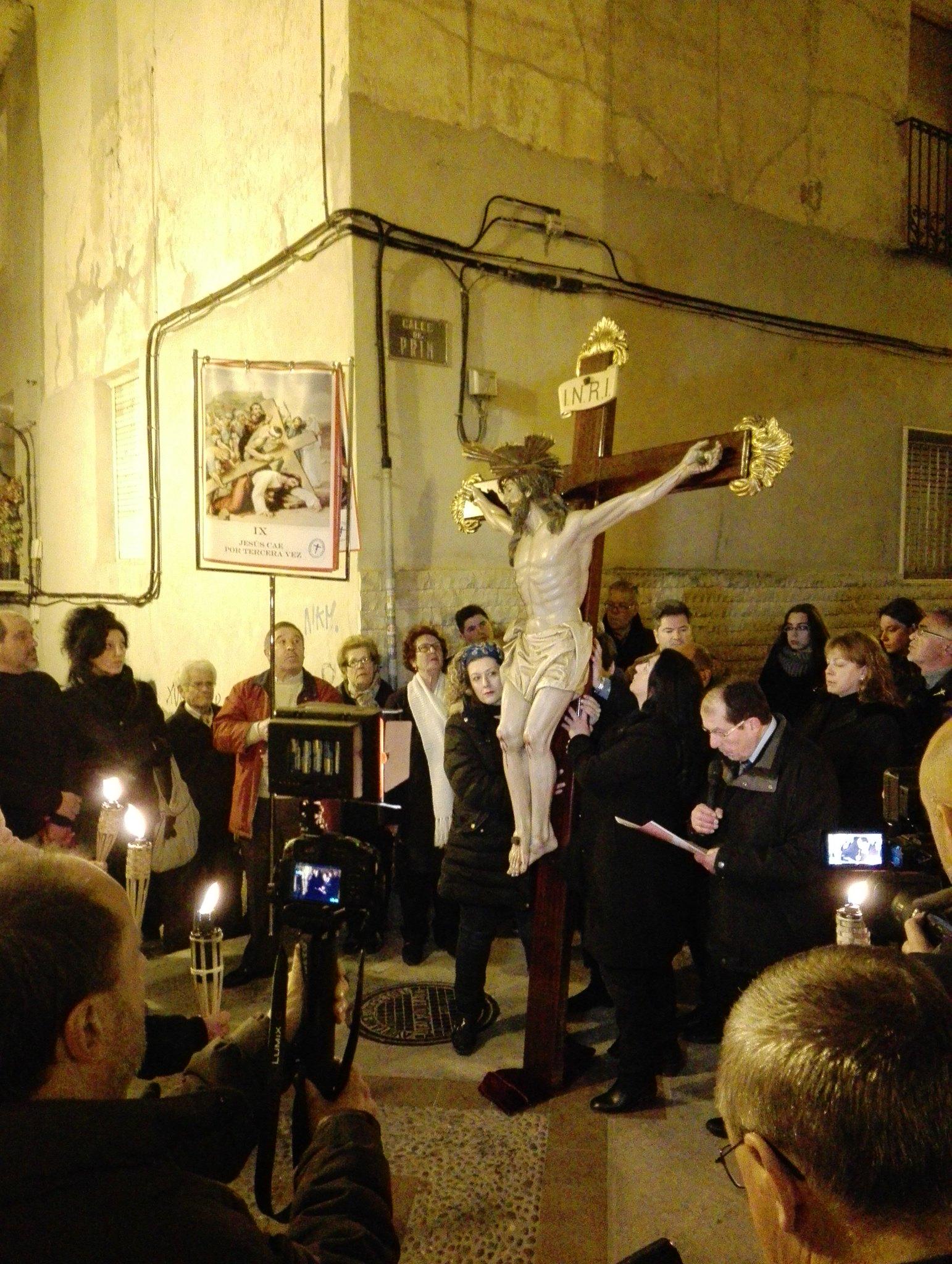(2016-03-18) - VII Vía Crucis nocturno - Javier Romero Ripoll (090)