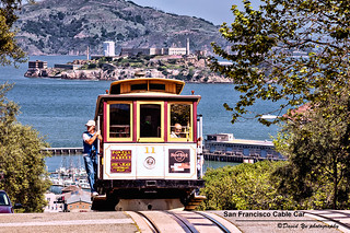 San Francisco Cable Car | by davidyuweb
