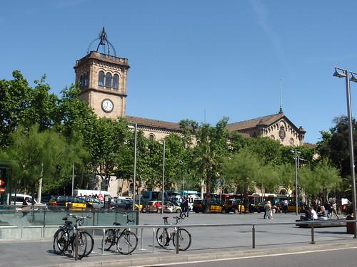 Plaça de la Universitat