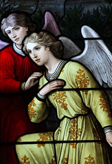 angels by JB Capronnier of Brussels