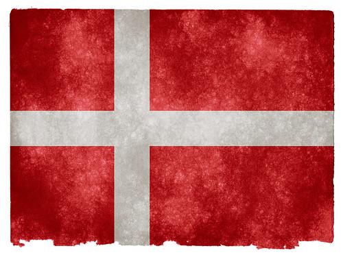 Denmark Grunge Flag | by Free Grunge Textures - www.freestock.ca