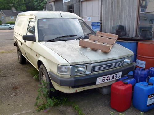 1994 Rover Maestro 700L Diesel Van | by Spottedlaurel