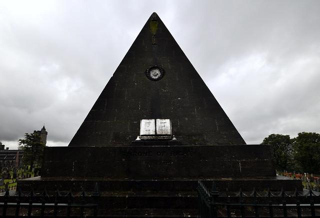 The Star Pyramid - Stirling - Scotland