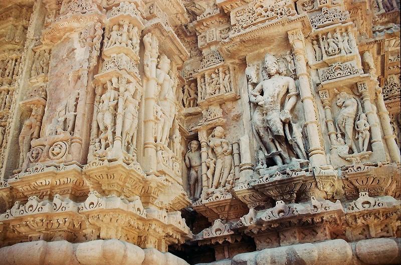 Modhera Sun Temple, Gujarat, India