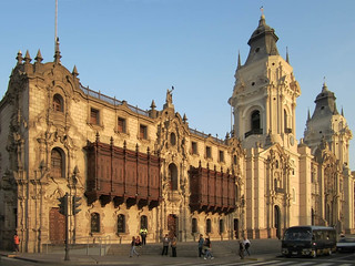 Cathedral of Lima | by D-Stanley