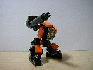 Landmate MkI Mod | by XGundam05