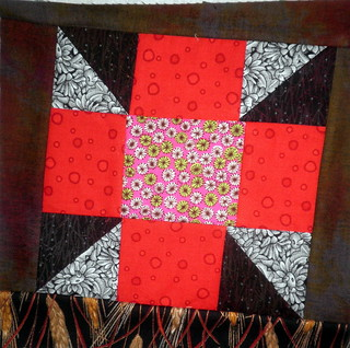 Quilting Gallery Block 6 - The Calico Puzzle | by PersimonDreams