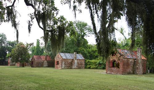 Boone Hall Original Slave Cabins | by Rennett Stowe