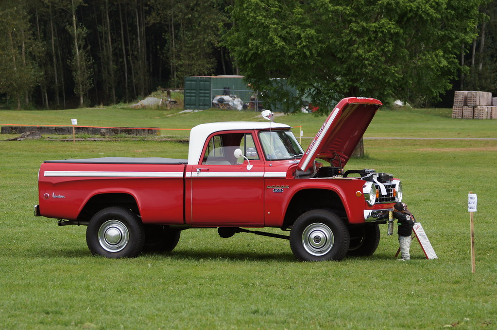 Dodge Power Wagon  Adventurer