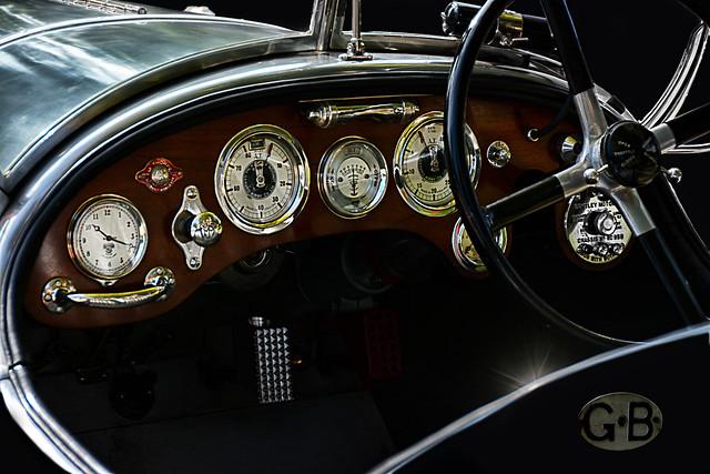 1924 Bentley Racer - EXPLORED