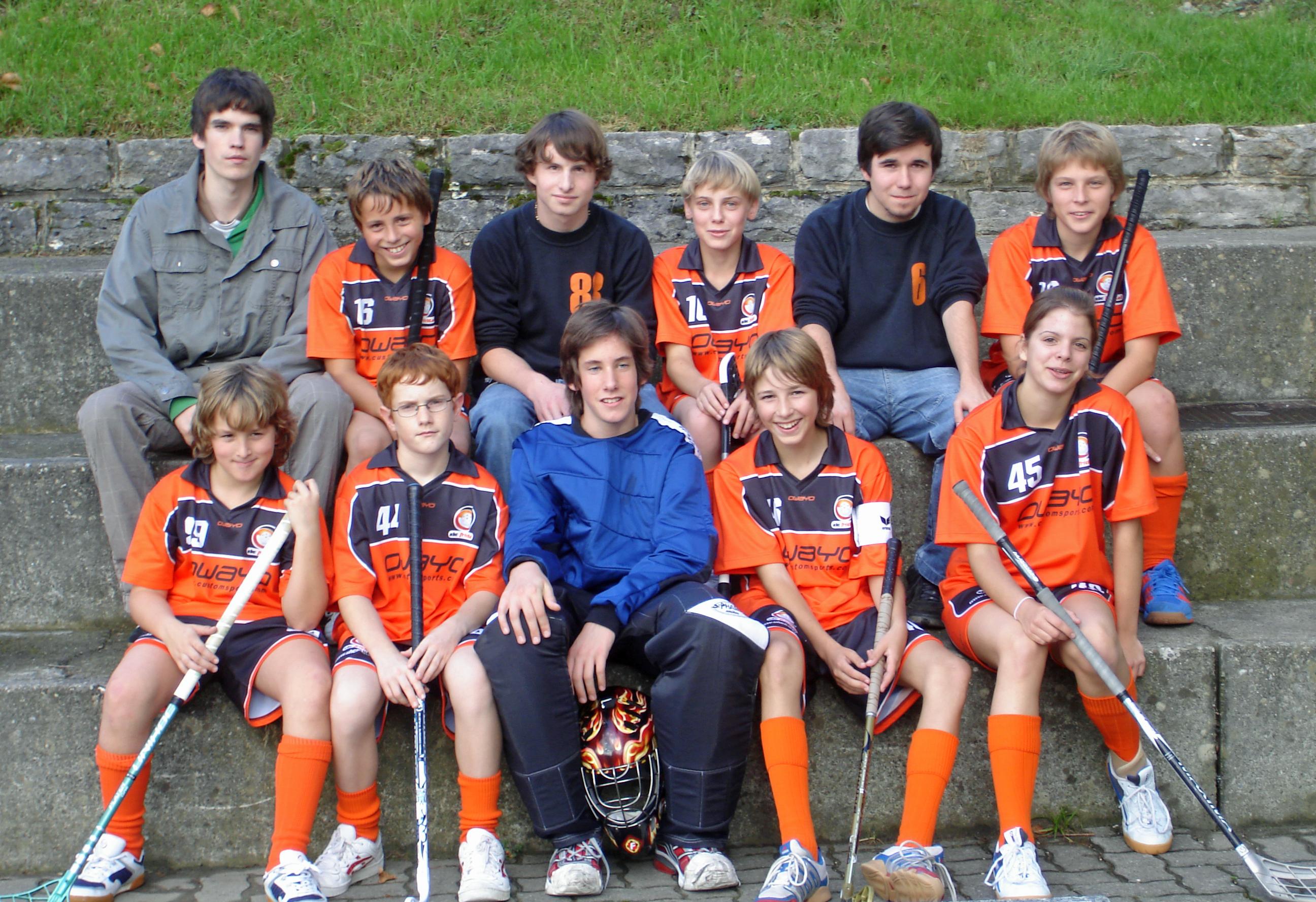Junioren C (Saison 2006/2007)