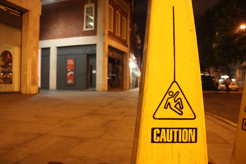 london midnight stroll