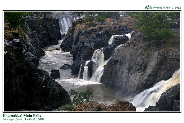 Hogenakkal Main Falls