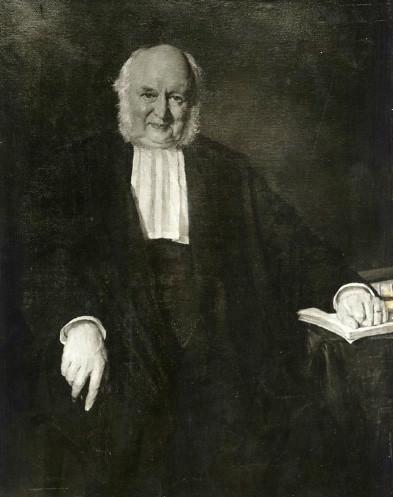 Nicolaas Beets (Haarlem, 13 september 1814 – Utrecht, 13 maart 1903), ook bekend onder het pseudoniem Hildebrand, was een Nederlands auteur, dichter, predikant en hoogleraar. Het schilderij toont Beets als hoogleraar te Utrecht.