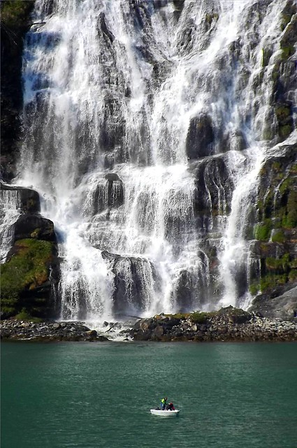 Hell of a Waterfall