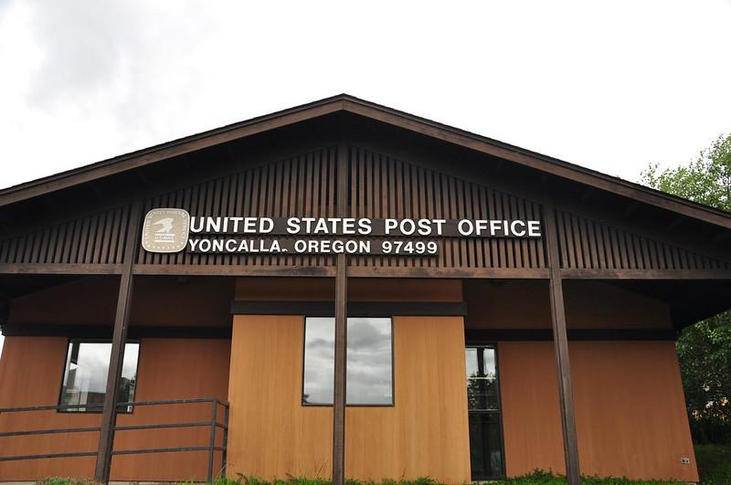 Yoncalla Post Office