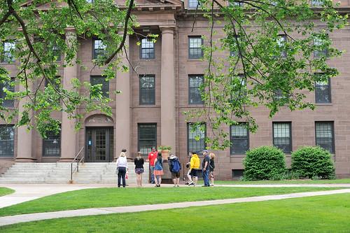 Campus tour at North College