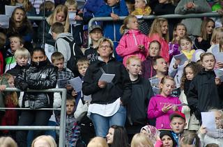 Børn og Bigband 2012 | by Niels Linneberg