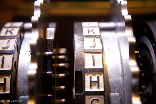 crypto rings from a Enigma. | by macsimski