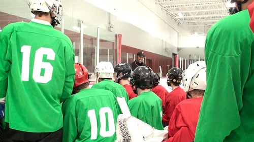 Brad Perry Coaching at junior showcase 19 | by Brad Perry