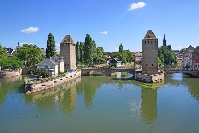 Les ponts couverts (Strasbourg)
