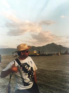 Bigrig Industries' Camp Hasselhoff at Burning Man 1995 | by Rusty Blazenhoff