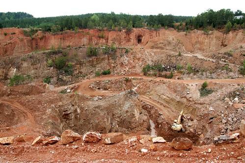 school mine fieldtrip arkansas quartz collegevilleelementary