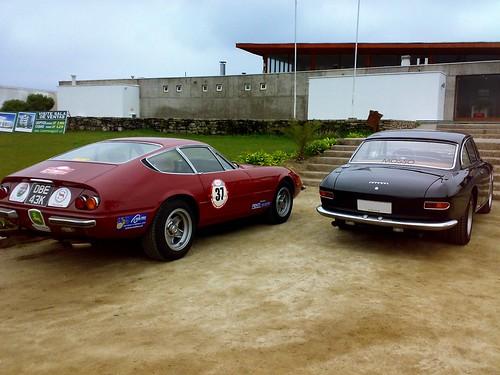 365 gtb Daytona & 330 gt | by Luciano Acuña [www.facebook.com/racingmindchile]