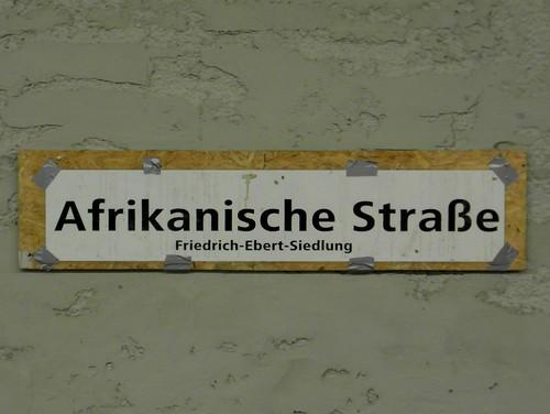 Berlin - U-Bahnhof Afrikanische Straße - Linie U6 - Bauzustand 06/2012 | by IngolfBLN