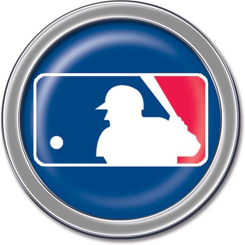 Mayor League Baseball (MLB) Logo   Major League Baseball ...