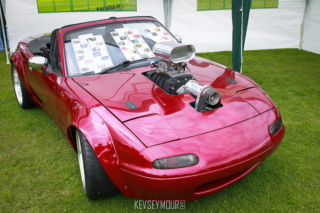 Supercharged V8 MX5 | Kevin Seymour | Flickr