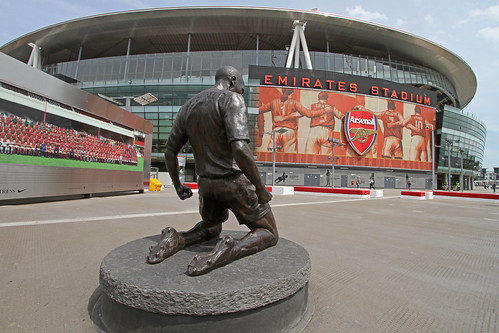 Arsenal Stadium - Thierry Henry Statue 4 | by Ronnie Macdonald
