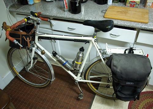 bikeride biketour winecountry ukiah talmage touringbike brevet specializedsequoia veloorange 650bconversion