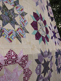 P & B Swoon Quilt Top | by Everyday Fray