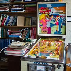 Bon Voyage pinball machine