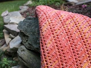 Cielito knit baby blanket | by mediaperuana