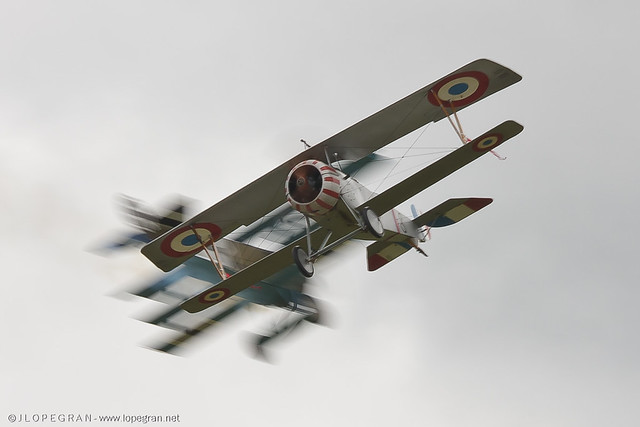 Great War dogfight