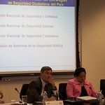 Thu, 06/21/2012 - 13:10 - Dr. Richard Downie, CHDS Director; Ms. Celina Realuyo, CHDS professor; Mr. Ken LaPlante, CHDS Deputy Director