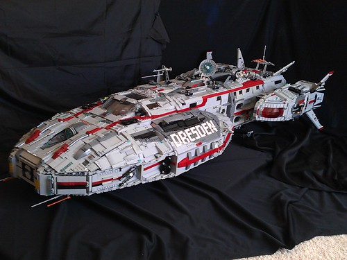 Starship Dresden | by LegoSpaceGuy