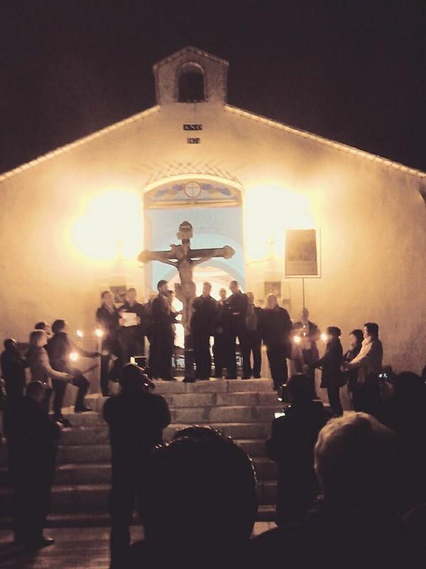 (2016-03-18) - VII Vía Crucis nocturno - Aleksander Martínez Nowak (02)