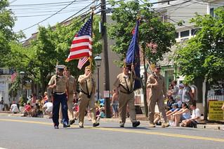 Veteran Honor Guard   by Cavalier92
