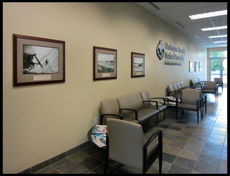 Newark Clinic Lobby