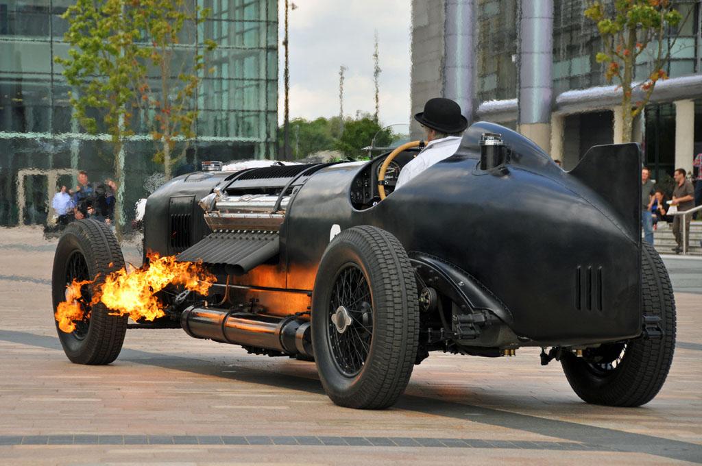 Packard Bentley | Packard Bentley - powered by a 42 litre V1… | Flickr