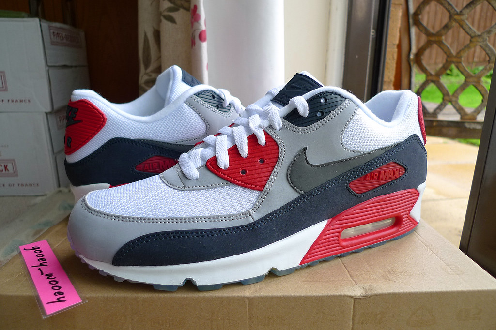 wholesale dealer c5158 a500c Nike Air Max 90 'London' JD Sports Exclusive ('12). | Flickr