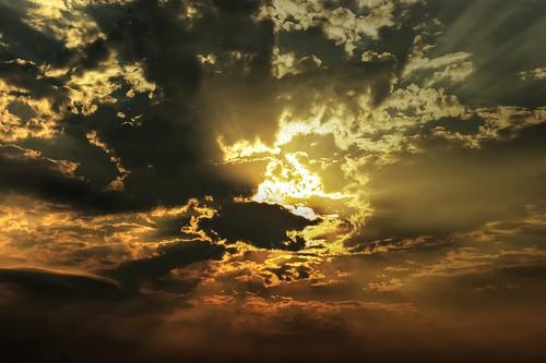 sky sun clouds sunrise newjersey day cloudy highdynamicrange crepuscularrays jasonjenkins flickrexplore tonemapping adobecreativesuite photomatixlight jdub1980 sonyalphaa390dslr flickrexplorejuly21st2012