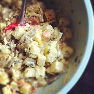 Impromptu Potato Salad Recipe   by Andrea_Nguyen